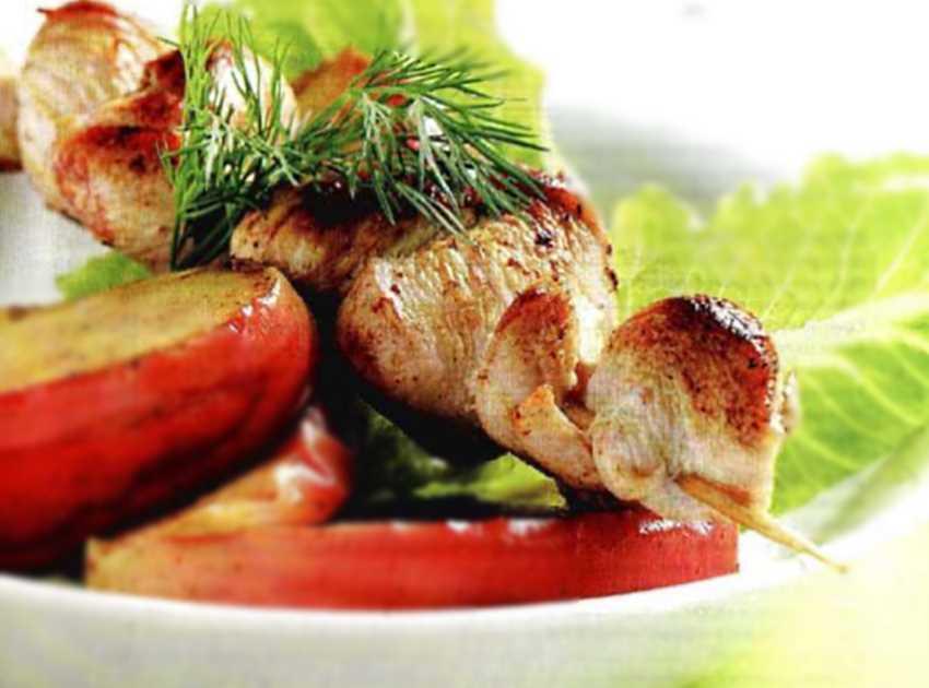 Chicken-lemon-kebab