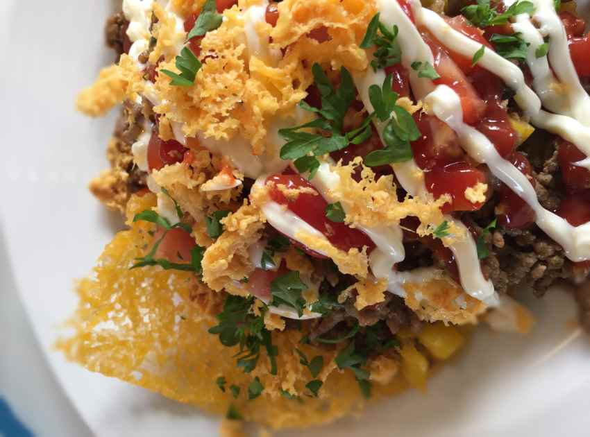 taco-mince-with-crispy-cheese