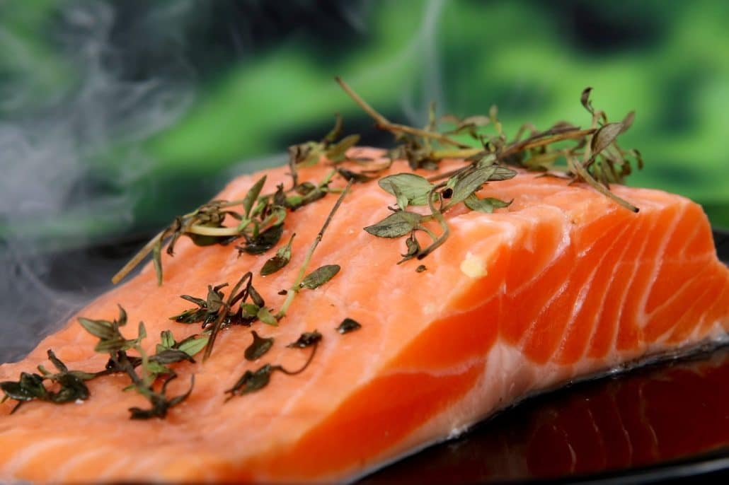 reasons to eat more salmon