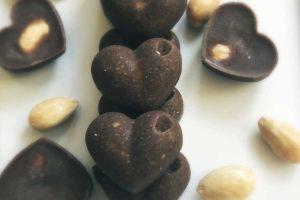 Mini Chocolate Almond Fat Bombs